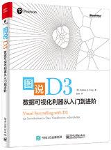 圖說D3:數據可視化利器從入門到進階-cover