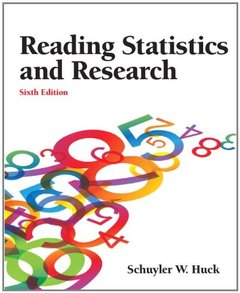 Reading Statistics and Research-cover