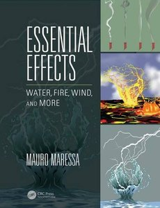 Essential Effects: Water, Fire, Wind, and More (Paperback)-cover