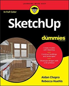 SketchUp For Dummies (For Dummies (Computer/Tech))-cover