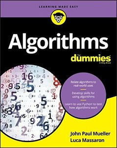 Algorithms For Dummies (For Dummies (Computer/Tech))-cover