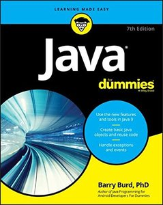 Java For Dummies-cover