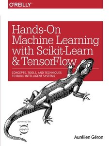 Hands-On Machine Learning with Scikit-Learn and TensorFlow  (Paperback)-cover