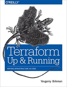 Terraform: Up and Running  (Paperback)-cover