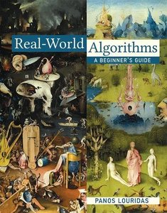 Real-World Algorithms: A Beginner's Guide (Hardcover)-cover