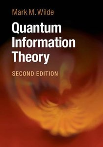 Quantum Information Theory, 2/e (Hardcover)-cover