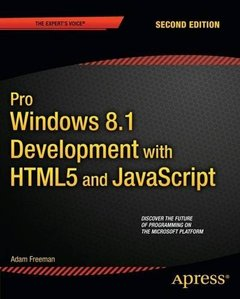 Pro Windows 8.1 Development with HTML5 and JavaScript-cover