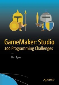 GameMaker: Studio 100 Programming Challenges-cover
