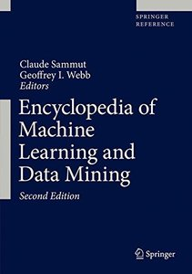 Encyclopedia of Machine Learning and Data Mining-cover