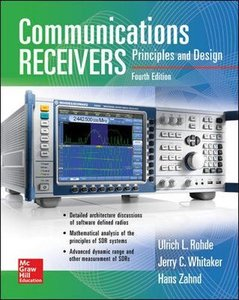 Communications Receivers: Principles and Design, Fourth Edition-cover