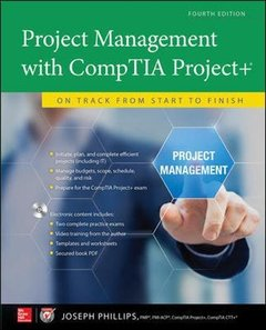 Project Management with CompTIA Project+: On Track from Start to Finish, Fourth Edition (PPK)-cover