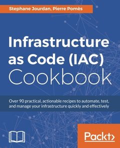 Infrastructure as Code (IAC) Cookbook-cover