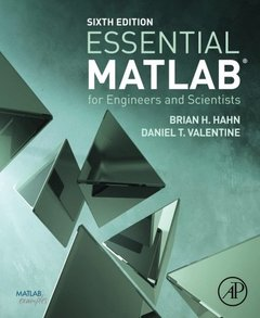 Essential MATLAB for Engineers and Scientists, 6/e (Paperback)-cover