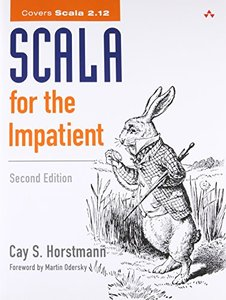 Scala for the Impatient,2/e-cover