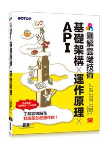 圖解雲端技術|基礎架構x運作原理 x API-cover