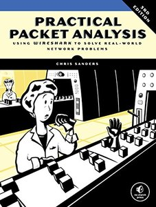 Practical Packet Analysis: Using Wireshark to Solve Real-World Network Problems, 3/e-cover
