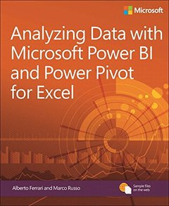 Analyzing Data with Power BI and Power Pivot for Excel (Business Skills)-cover