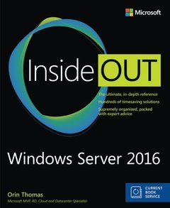 Windows Server 2016 Inside Out (Paperback)-cover