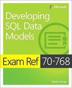 Exam Ref 70-768 Developing SQL Data Models-cover
