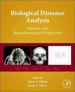 Biological Distance Analysis: Forensic and Bioarchaeological Perspectives-cover