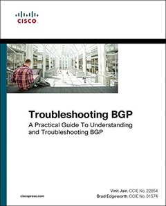 Troubleshooting BGP: A Practical Guide to Understanding and Troubleshooting BGP (Networking Technology)-cover
