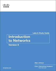 Introduction to Networks v6 Labs & Study Guide (Lab Companion)-cover