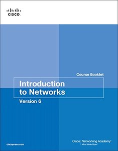 Introduction to Networks v6 Course Booklet (Course Booklets)-cover