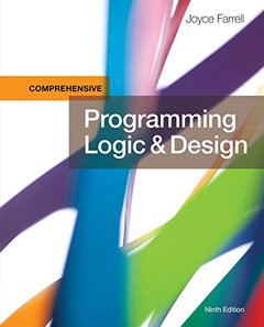 Programming Logic and Design, Comprehensive-cover