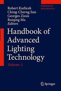 Handbook of Advanced Lighting Technology-cover