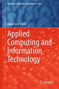 Applied Computing and Information Technology (Studies in Computational Intelligence)-cover