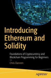 Introducing Ethereum and Solidity: Foundations of Cryptocurrency and Blockchain Programming for Beginners-cover