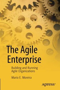 The Agile Enterprise: Building and Running Agile Organizations-cover