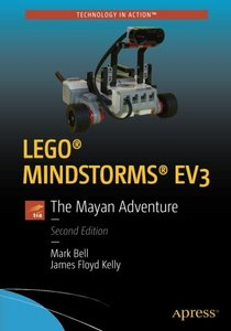 LEGO簧 MINDSTORMS簧 EV3: The Mayan Adventure-cover
