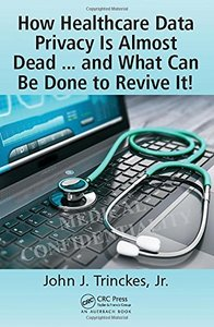 How Healthcare Data Privacy Is Almost Dead ... and What Can Be Done to Revive It!-cover