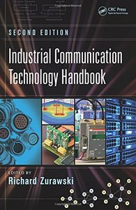 Industrial Communication Technology Handbook, Second Edition (Industrial Information Technology)-cover