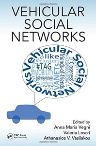 Vehicular Social Networks-cover