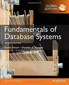 Fundamentals of Database Systems, 7/e (IE-Paperback)-cover