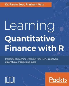 Learning Quantitative Finance with R-cover