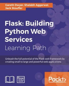 Flask: Building Python Web Services-cover