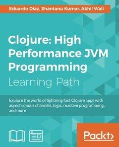 Clojure: High Performance JVM Programming-cover