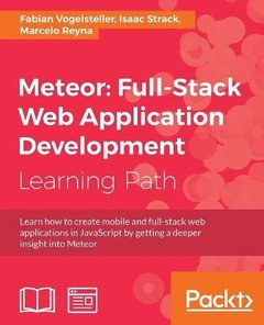 Meteor: Full-Stack Web Application Development-cover