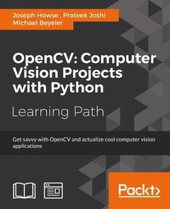 OpenCV: Computer Vision Projects with Python-cover