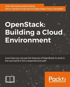 OpenStack: Building a Cloud Environment-cover
