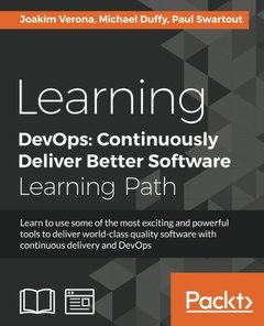 Learning DevOps: Continuously Deliver Better Software-cover