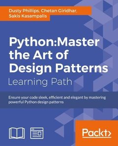 Python: Master the Art of Design Patterns-cover