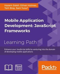Mobile Application Development: JavaScript Frameworks-cover