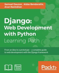 Django: Web Development with Python-cover