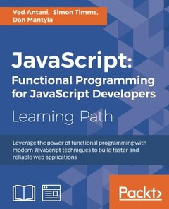 JavaScript: Functional Programming for JavaScript Developers-cover
