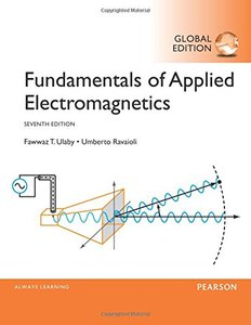Fundamentals of Applied Electromagnetics, 7/e (IE-Paperback)-cover