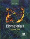 Biomaterials, 3/e (Paperback)-cover